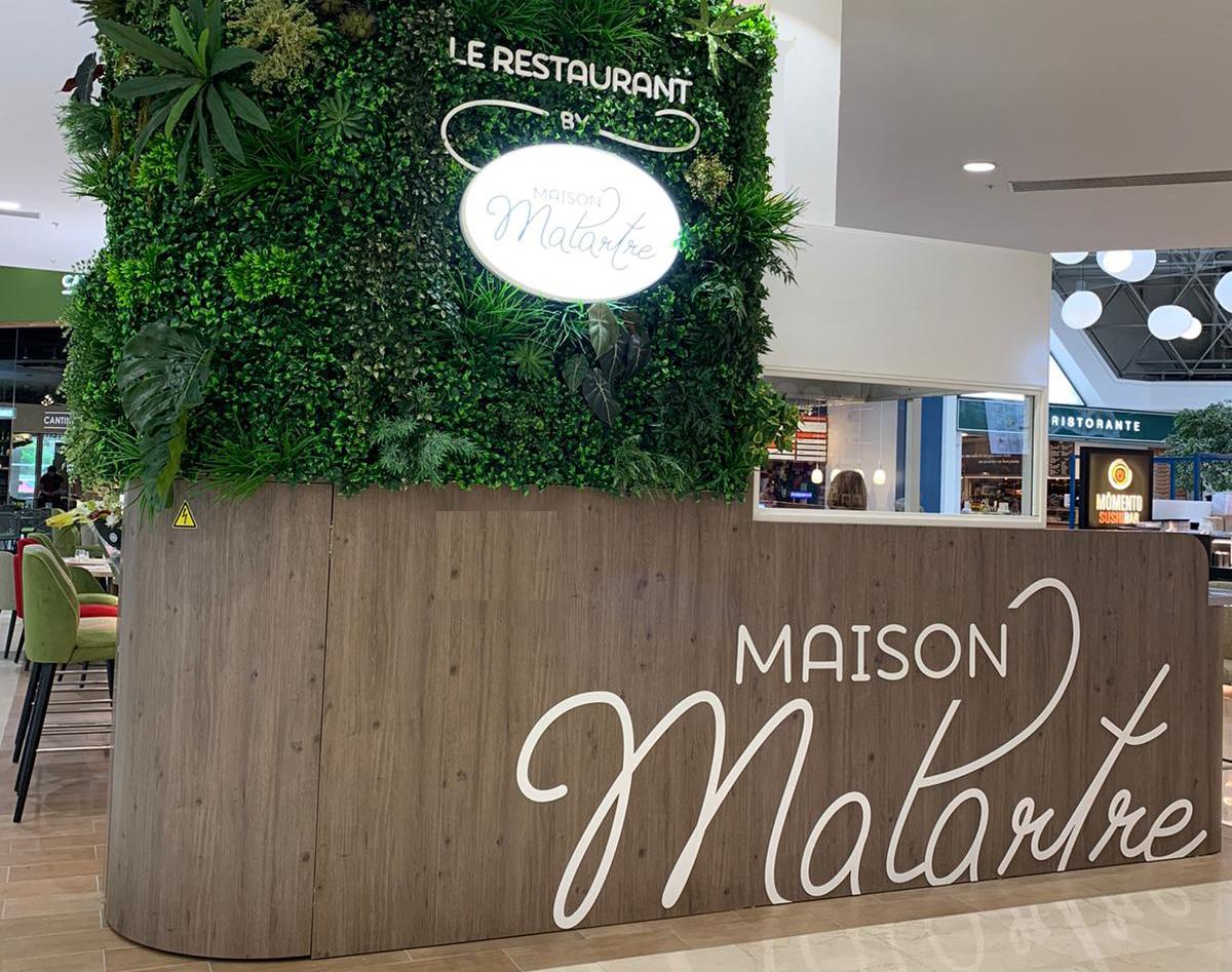 RESTAURANT BY MAISON MALARTRE - ST GENIS 2